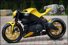 '03 Buell XB9S Lightning 240 -1 | Fredy.ee