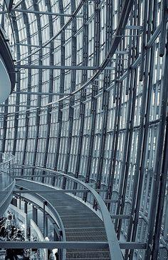 Renzo Piano's Weltstadthaus, Cologne