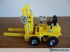 Mijn mooiste LEGO van vroeger, heftruck 850