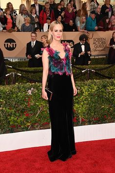Check out the latest photo of Sarah Paulson on TBS and TNT.