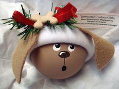 lovely Christmas balls