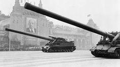 Soviet Nuclear Tank