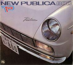 Toyota Publica 800 brochure