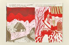 It's Nice That   Marion Jdanoff's skillful screen prints and books are packed with vibrancy