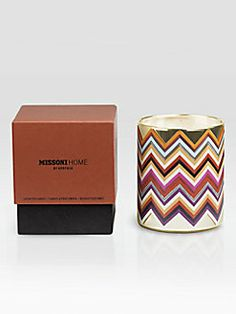 Missoni - Monterosa Scented Candle