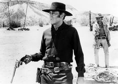 Henry Fonda and Charles Bronson in Once Upon a Time in the West from Sergio Leone. Charles Bronson, Movie Photo, Movie Stars, Movie Tv, Once Upon A Time, Caricatures, Sergio Leone, Henry Fonda, Lita Ford