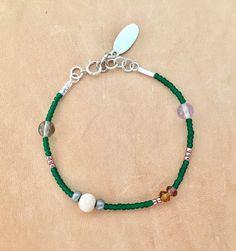 Beaded bracelet from AasJewelry