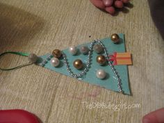 Christmas Tree Ornaments DIY | Home Made Tree Ornaments | Ornaments | Custom Designs