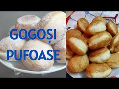 Gogosi pufoase facute dupa o reteta simpla, asa cum am invatat-o acum multi ani. Niste gogosi aromate, pur si simplu delicioase! Pretzel Bites, The Creator, Bread, Food, Youtube, Sweets, Brot, Essen, Baking
