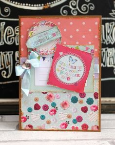 Do Crafts papermania Bellissima