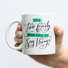 Emily McDowell Mug -