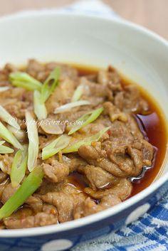Steamed Pork in Shrimp Paste by pigpigscorner, via Flickr
