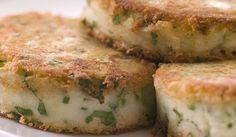 Potato Cake Recipe - Healthy, Nutritious idea for Baby or Toddler Food