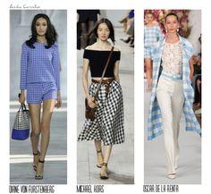 O NYFW Spring 2015 deu início às semanas de moda no mundo, entre e veja as dez principais tendências que foram destaque