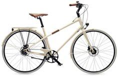 Hermes Le Flaneur bike.  I really like it.