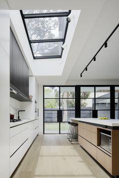 Kitchen Interior, Home Interior Design, Küchen Design, House Design, Victorian Terrace House, House Extension Design, Street House, House Extensions, Cuisines Design