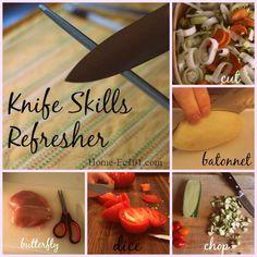 Knife Skills Refresher