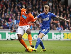 Blackpool striker Nile Ranger claims he was sent back to London by boss Neil McDonald after finally returning to training Blackpool Fc, Sports Teams, Ranger, Boss, Training, London, Exercise, Workouts, Physical Exercise