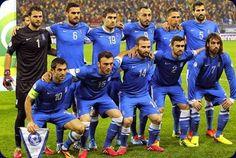 Grecia tiene a sus 23 mundialistas  El seleccionador de Grecia, el portugués Fernando Santos, anunció este lunes la lista definitiva de 23 jugadores para disputar la Copa Mundial de la FIFA Brasil 2014™, 14 de los cuales juegan fuera del país.