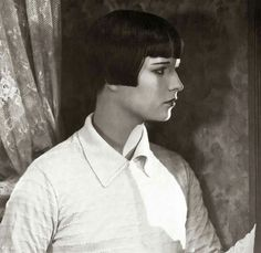 Louise Brooks. - Brooksie. - LB