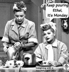 Keep pouring Monday