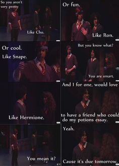 A Very Potter Sequel.... Cuz they tell it like it is