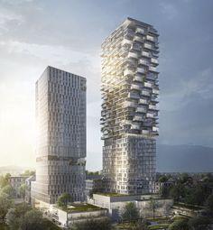 Hotel- und Wohnhochhaus Senckenberganlage (Q4 2016) - Seite 2 - Deutsches Architektur-Forum