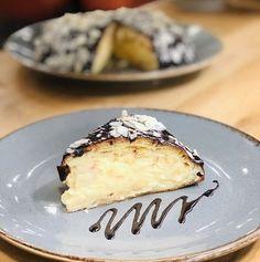 Prăjitură Brownie lasagna, foi fine ciocolatoase și cremă fină de mascarpone – Chef Nicolaie Tomescu Lasagna, Mousse, Creme, Cheesecake, Dairy, Sweet, Desserts, Food, Mascarpone