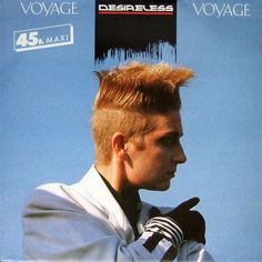 Desireless - Voyage Voyage (CBS Records, 1986).