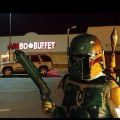 May the fries be with you...