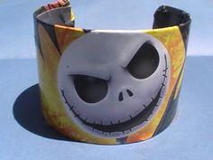 Jack Skellington Bracelet   Cool!