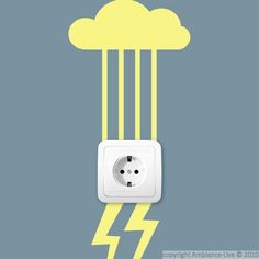 20+ Creative Wall Outlet Stickers And Covers For Your Inspiration ⋆ C00l Things