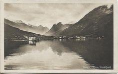 Sogn og Fjordane fylke Stryn kommune Olden Nordfjord utg Mittet