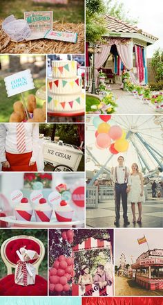 Carnival Wedding - www.thesimplifiers.com
