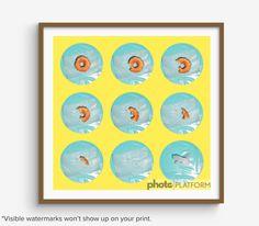 Bouche Photography 'Donut Break' SWEET! - donut fine art photography.