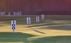 How far should you hit your golf clubs? This chart shows typical distances, along with tips for learning your yardages.