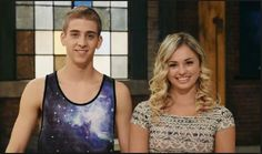 Eldon and Michelle Family Channel, The Next Step, Dance Moms, Just Amazing, Emma Watson, Favorite Tv Shows, Dancer, Tank Tops, Pretty