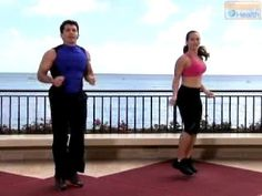 Ready to step up your cardio?  Gilad will take you to the next level.