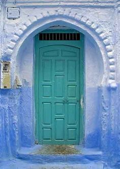 Moroccan door by marleis