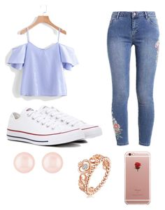 """""""Untitled #6"""" by gracekj on Polyvore featuring Converse, Henri Bendel and ETUÍ"""
