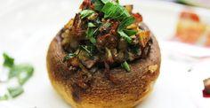 ... recipes- mushrooms on Pinterest | Mushrooms, Portobello and Paleo