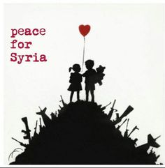 peace for Syria