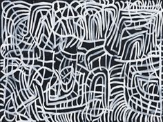 Art market auction sales from the to 2020 for works by artist Emily Kame Kngwarreye and values for over other Australian and New Zealand artists. Aboriginal Artwork, Aboriginal Artists, Indigenous Australian Art, Indigenous Art, Black And White Abstract, Black N White Images, Black White, Kunst Der Aborigines, Aboriginal Culture