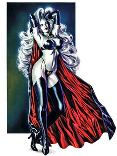 Résultat d'images pour lady death marvel Comic Book Characters, Comic Character, Comic Books Art, Female Characters, Comic Art, Fantasy Art Women, Dark Fantasy Art, Fantasy Girl, Angels And Demons