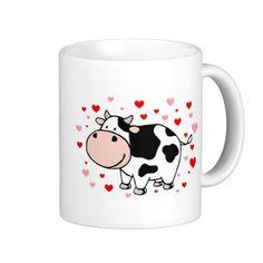 Cow Love Mug