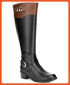 723e115f472 Karen Scott Women s Darlaa Wide Calf Riding Boots