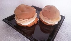 Recepty na fantastické zákusky a torty s karamelom | Tortyodmamy.sk Eclairs, Biscuit Recipe, Biscuits, Muffin, Food And Drink, Pudding, Sweets, Cooking, Breakfast