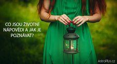 Co jsou životní nápovědi a jak je poznávat? | AstroPlus.cz