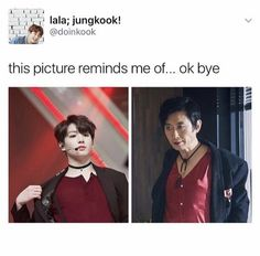 ㅋㅋㅋㅋ Jungkook BTS memo @iryeonii. Strong Woman Do Bong Soon