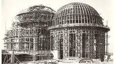 1st Goetheanum - Construction